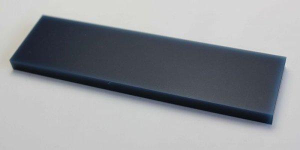 """画像1: ブルースキージ(小角エッジ) ブレードのみ  """"Small Blue blade only"""" (1)"""