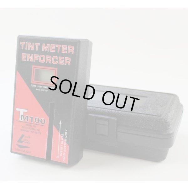 """画像1: 可視光線測定器 TINT METER TM100 ティントメーター フィルム測定器 ガラス測定器  """"TM100"""" (1)"""