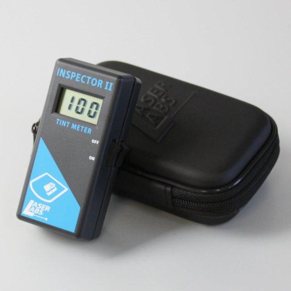 画像1: 可視光線測定器 TINT METER Model2000 INSPECTOR II ティントメーター フィルム測定器 ガラス測定器  (1)
