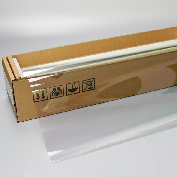 画像1: SLY GHOST(スライ)  オーロラ77  50cm幅 x 30mロール箱売 赤外線遮断 多層マルチレイヤー ストラクチャーカラー オーロラフィルム77 Multilayer Structural Color   Aurora #AR77(SLY)20 Roll# (1)