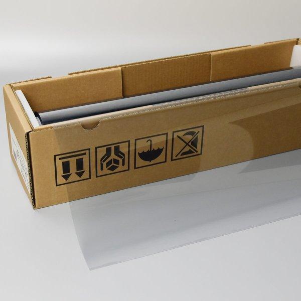 画像1: 赤外線カット(80%)50cm幅 x 15mロール箱売 DIY向けIRフィルム (1)