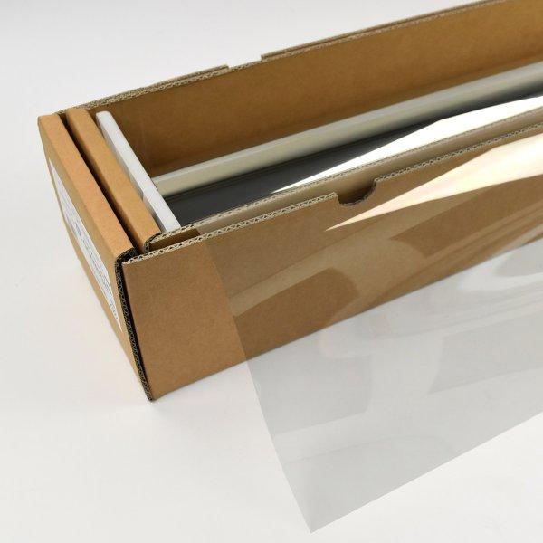 画像1: スパッタゴールド80(80%) 1m幅 x 30mロール箱売 【ウインドフィルム カーフィルム】 #NSN80GD40 Roll# (1)