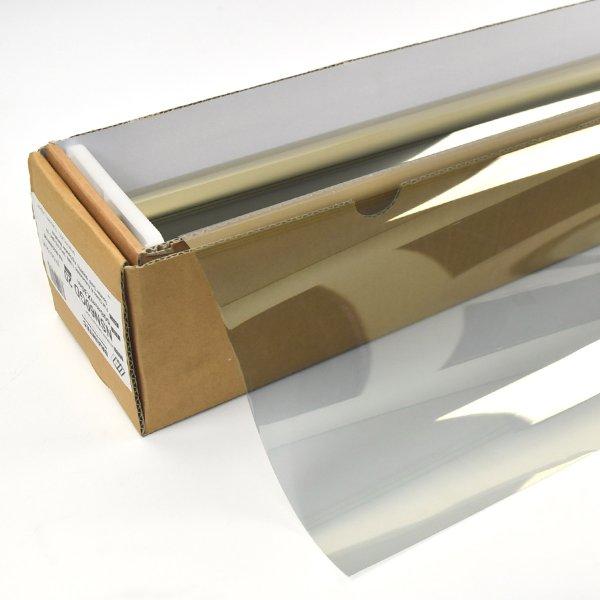 画像1: スパッタゴールド60(60%) 50cm幅 x 30mロール箱売 【ウインドフィルム カーフィルム】 #NSN60GD20 Roll# (1)