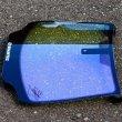 画像6: SHINE GHOST(シャインゴースト)  プリズム97 1m幅×30mロール箱売  多層マルチレイヤー ストラクチュラルブルー プリズムフィルム97 (6)