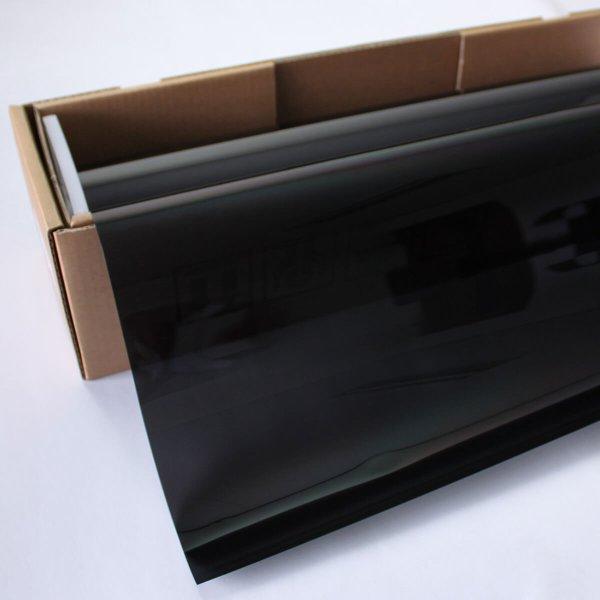 画像1: プロ・スモーク05(6%) 1m幅 x 30mロール箱売 【原着スモークフィルム】 (1)